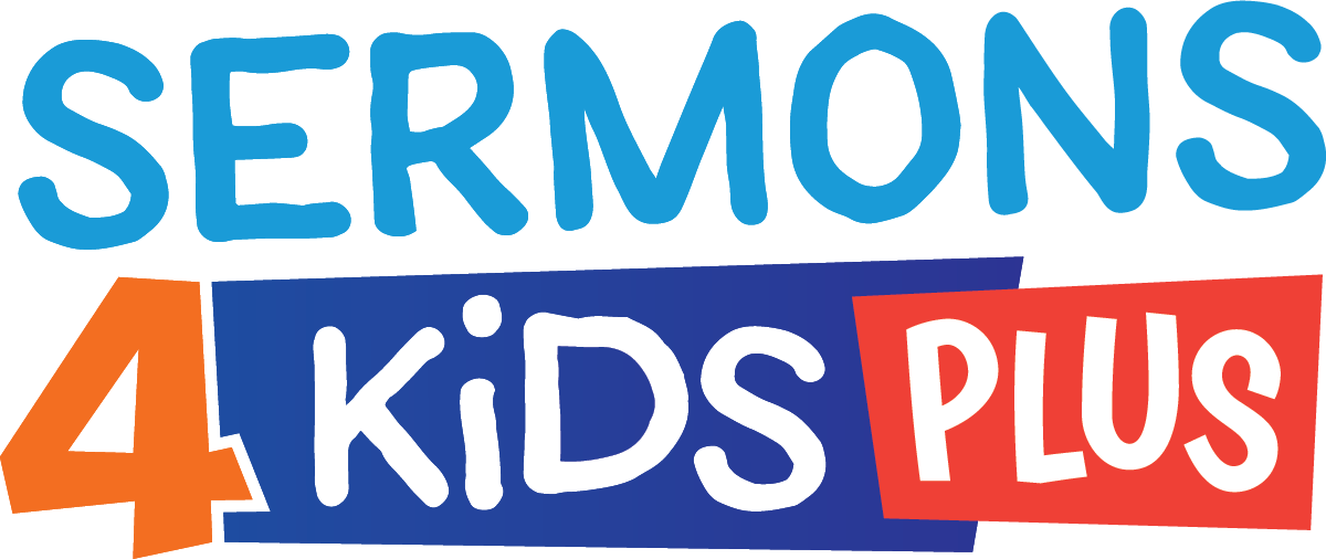 Sermons4Kids Plus Logo
