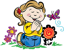 persistence in prayer childrens sermons from