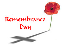 Image result for remembrance day poppy cross