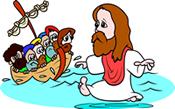 Mantén tus ojos en Jesús