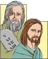 Comparison Between Jesus & Moses مقارنه بين المسيح و موسي النبي