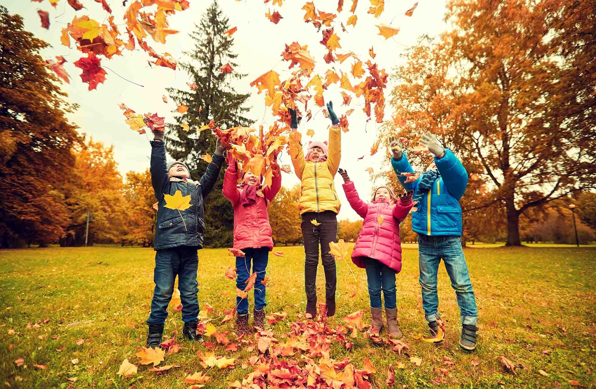 Fall Sunday School Materials for Kids