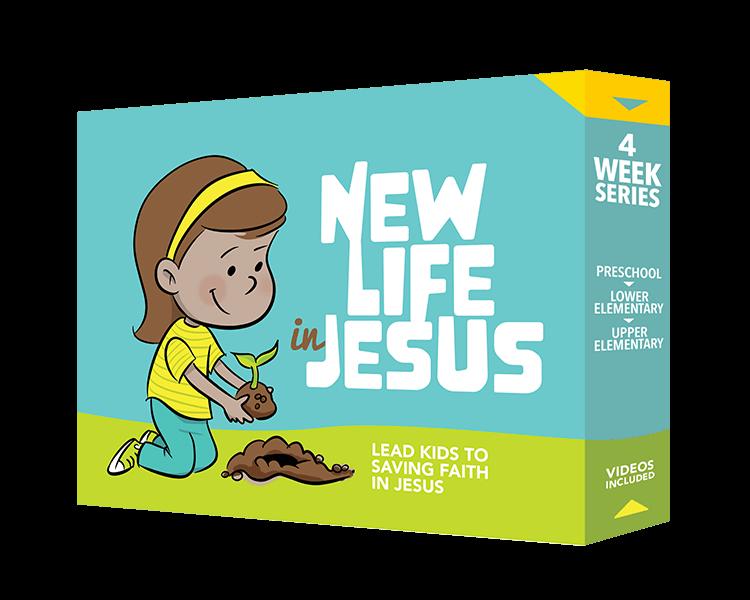 Nueva vida en Jesús