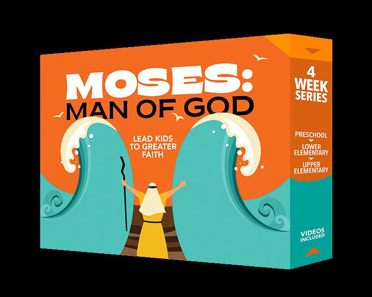 Moisés: Hombre de Dios