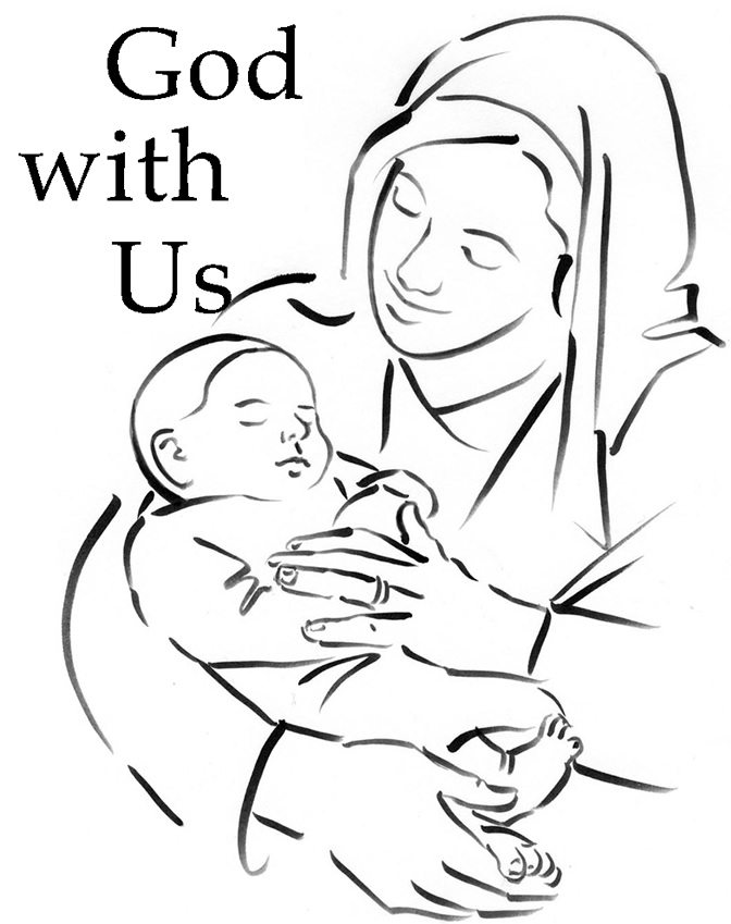 whats in a name coloring page - A Child God Coloring Page