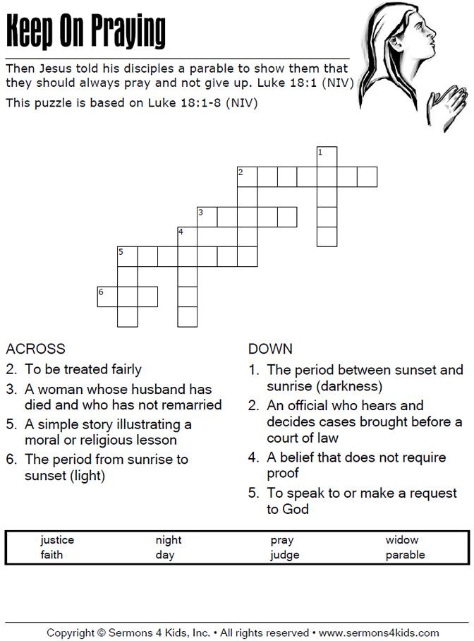 home images keep on praying crossword jpg keep on praying crossword ...