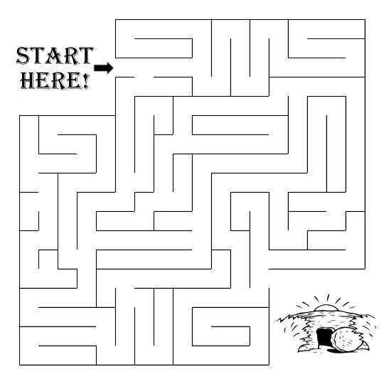 Image result for maze puzzle