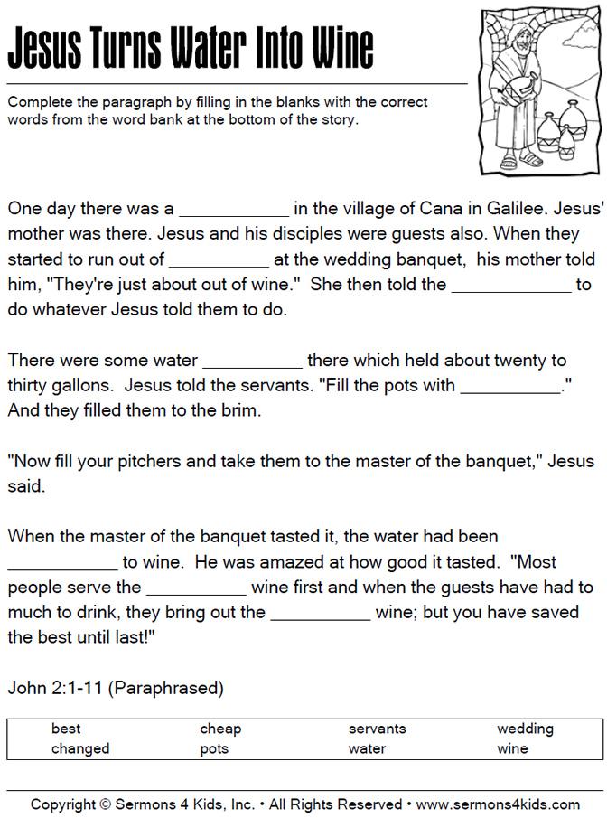 Bible Study Food Ideas