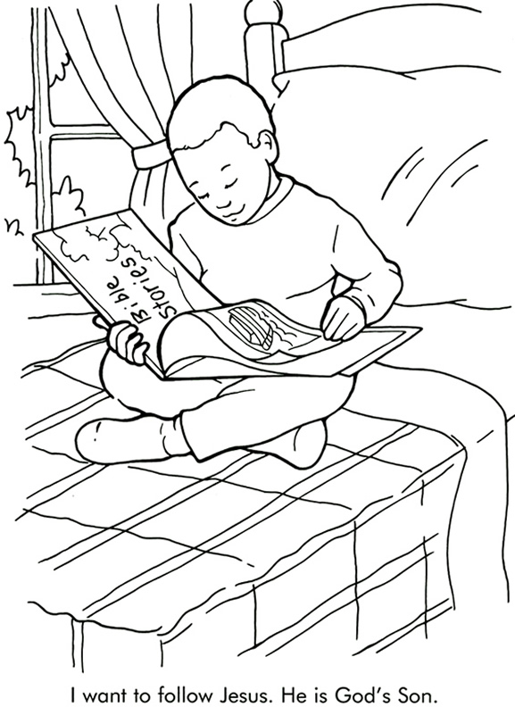 jesus and the children coloring page - free coloring pages of jesus is the light