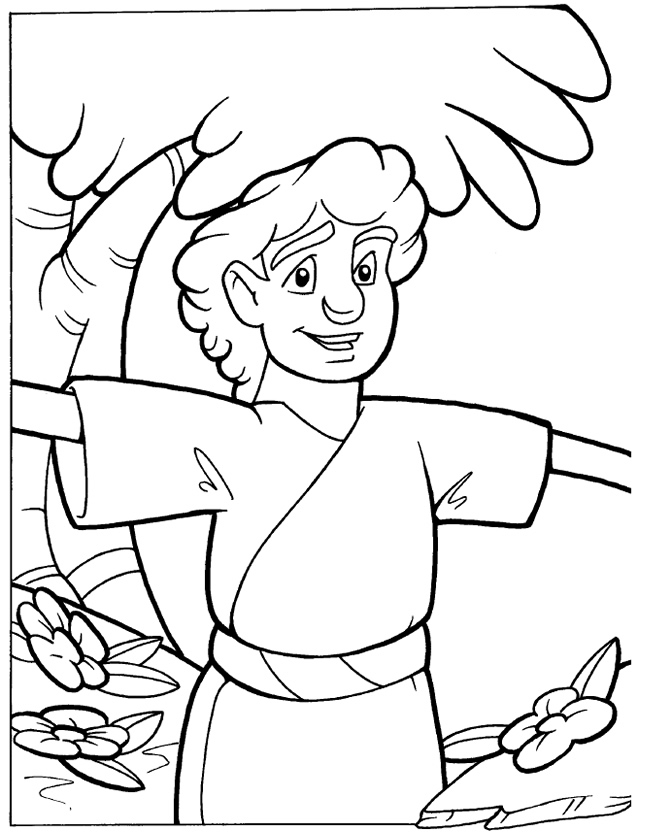 Love Your Enemies Coloring Page Sermons4kids