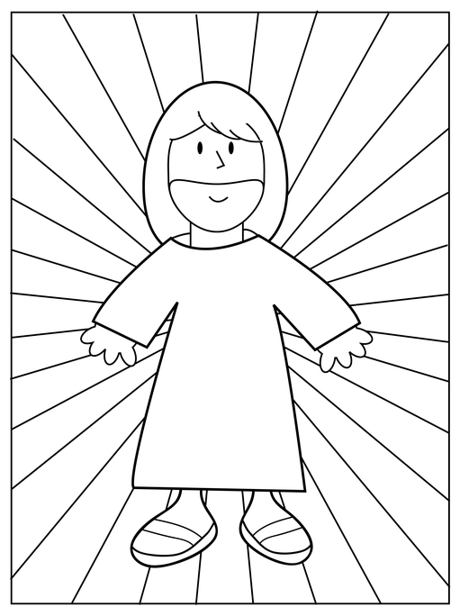 Sermons4kids coloring pages index
