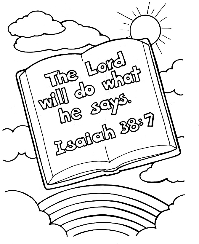 gods children coloring pages - photo#25