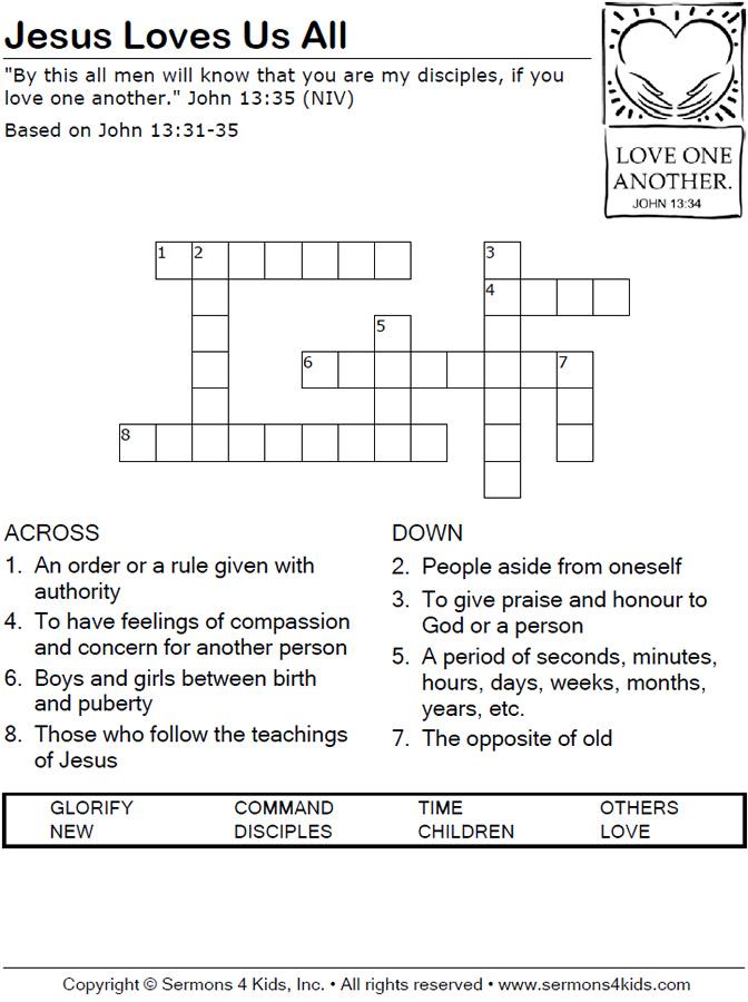672 x 900 jpeg 208kb jesus loves us all crossword puzzle